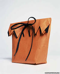 halloween trick or treat bags martha stewart