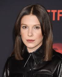 in long hair millie bobby brown with long hair millie bobby brown long hair