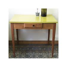 table de bureau en bois d licieux table de bureau en bois et formica beraue ikea in