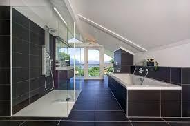edle badezimmer design fertighaus edles badezimmer bild 6 schöner wohnen