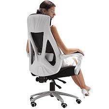 ergonomic computer desk chair hbada high back ergonomic computer desk office mesh recliner chair