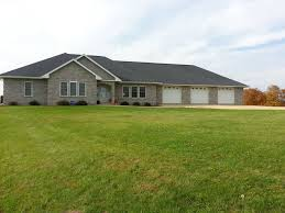 Ranch Home by Full Brick Ranch Home On 23 Acres Secluded W Views Private