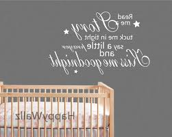 baby nursery nursery wall quotes for boys quotesgram within the