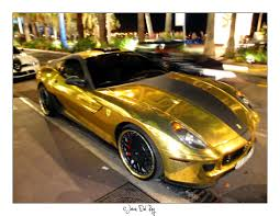 gold ferrari black and gold ferrari 16 high resolution wallpaper