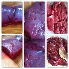 comment cuisiner du foie de boeuf foie de boeuf sauté aux oignons petits coins de réconfort