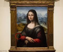 was the mona lisa the world u0027s first 3d artwork experts claim