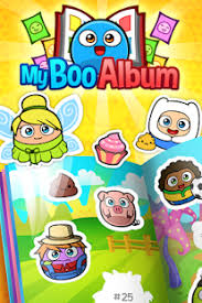 my photo album my boo album pet sticker book for kids apps on play