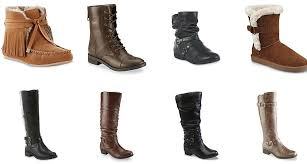 womens boots sears s boots from 14 99 plus 10 a 30 purchase utah