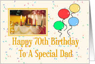 age specific birthday cards for dad from greeting card universe