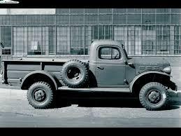 Dodge Ram Wagon - car dodge ram power wagon 1951 01