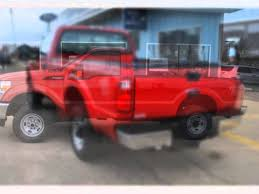 2013 ford f 250 super duty xl vermillion red youtube