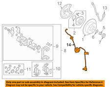 hyundai tiburon oem parts rear car truck abs system parts for hyundai tiburon genuine