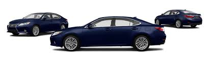 lexus sedan 2015 2015 lexus es 350 4dr sedan research groovecar