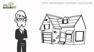investment property calculator youtube