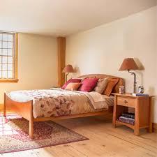 solid wood bedroom furniture sets vermont woods studios
