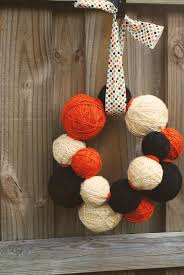 How To Make Halloween Wreaths by Handmade Halloween Wreaths C R A F T