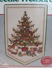 o tannenbaum christmas tree needle treasures counted cross stitch