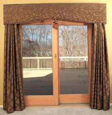 Patio Door Valance Valances Window Treatments Great Patio Door Valance Ideas Interior