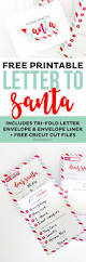 free printable christmas writing paper best 25 free santa letters ideas on pinterest free printable this adorable free santa letter printable set includes a tri fold letter envelope