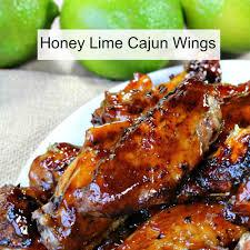 Cajun Home Decor by Cajun Honey Lime Chicken Wings U2022 Must Love Home
