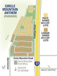 Anthem Parkside Floor Plans Anthem Parkside Circle Mountain U2013 North Phoenix News