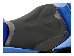 saddlemen gel channel tech seat kawasaki zx14r 2006 2017 revzilla