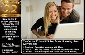 6 hours class online western new york school of real estate 716 633 9009