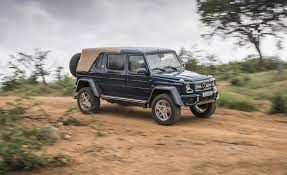 2018 mercedes maybach g650 landaulet first ride u2013 review u2013 car and