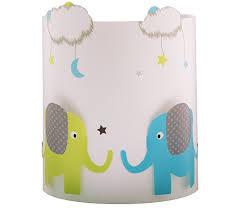 applique murale chambre enfant applique chambre bébé elephant et nuages fabrique casse noisette