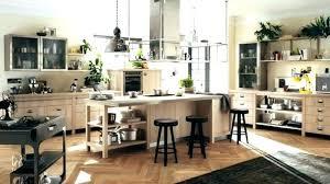 decoration de cuisine en bois cuisine style industriel stunning photo cuisine style industriel