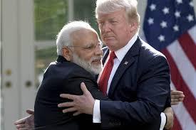 donald trump israel narendra modi israel visit india pm to sleep in donald trump s