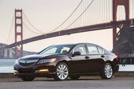 2014 Acura Rlx Radio Gimme A Brake The 2014 Acura Rlx Advance Handles Stop And Go