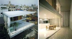 Glass Wall House by Shigeru Ban Curtain Wall House Inhabitat Green Design