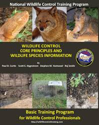 national wildlife control training program research based
