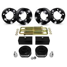 wheel spacer combo kits