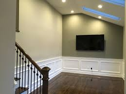 benjamin moore 1557 silver song accent wall 1559 arctic