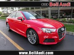 bell audi edison nj certified 2017 audi a3 sedan premium plus for sale in edison nj
