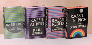 rabbit series updike s rabbit run series 1 rabbit run 2 rabbit redux 3