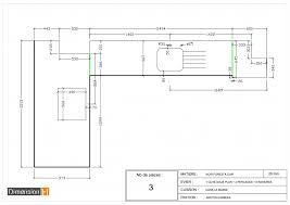 mesures en cuisine castorama plan de travail sur mesure maison design bahbe com