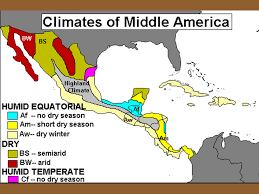 weather and climate of america ppt