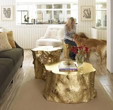 magical diy tree stump table ideas that will transform your world
