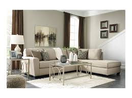 benchcraft by ashley calicho contemporary sectional with right