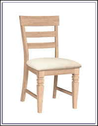 Home Furniture Canada Unfinished Wood Dining Chairs Home Furniture Design Unfinished