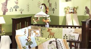 woodland animals baby bedding woodland creatures nursery bedding thenurseries