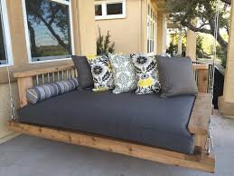 Diy Outdoor Daybed Outdoor Porch Beds That Will Make Nature Naps Worth It Pics With