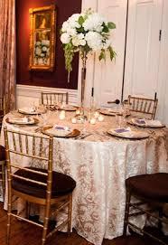 wedding table cloth wedding planner genina ramirez s southern celebration inside