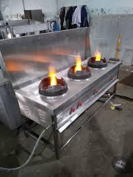 mod e cuisine uip stainless steel cooking range for hotels restaurants multi