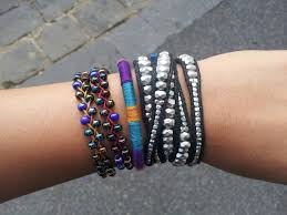 diy bracelet with beads images Pretty quirky pants diy braided seed bead bracelet jpg