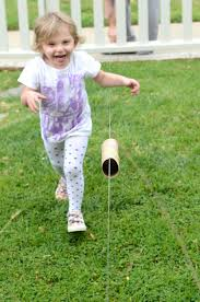How To Build A Backyard Zip Line by Make Your Own Zip Line Steam Activity For Kids Meri Cherry
