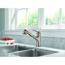 Single Handle Pull Out Kitchen Faucet Single Handle Pull Out Kitchen Faucet Ksk1001bn U2013 Oakland
